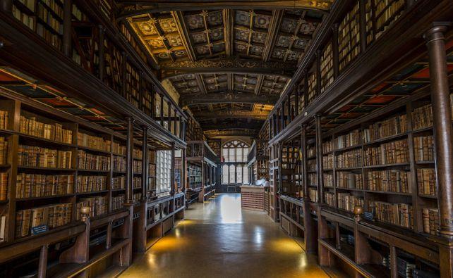 Bodleian Library - England