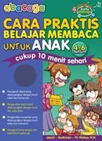 Abacaga: Cara Praktis Belajar Membaca untuk anak