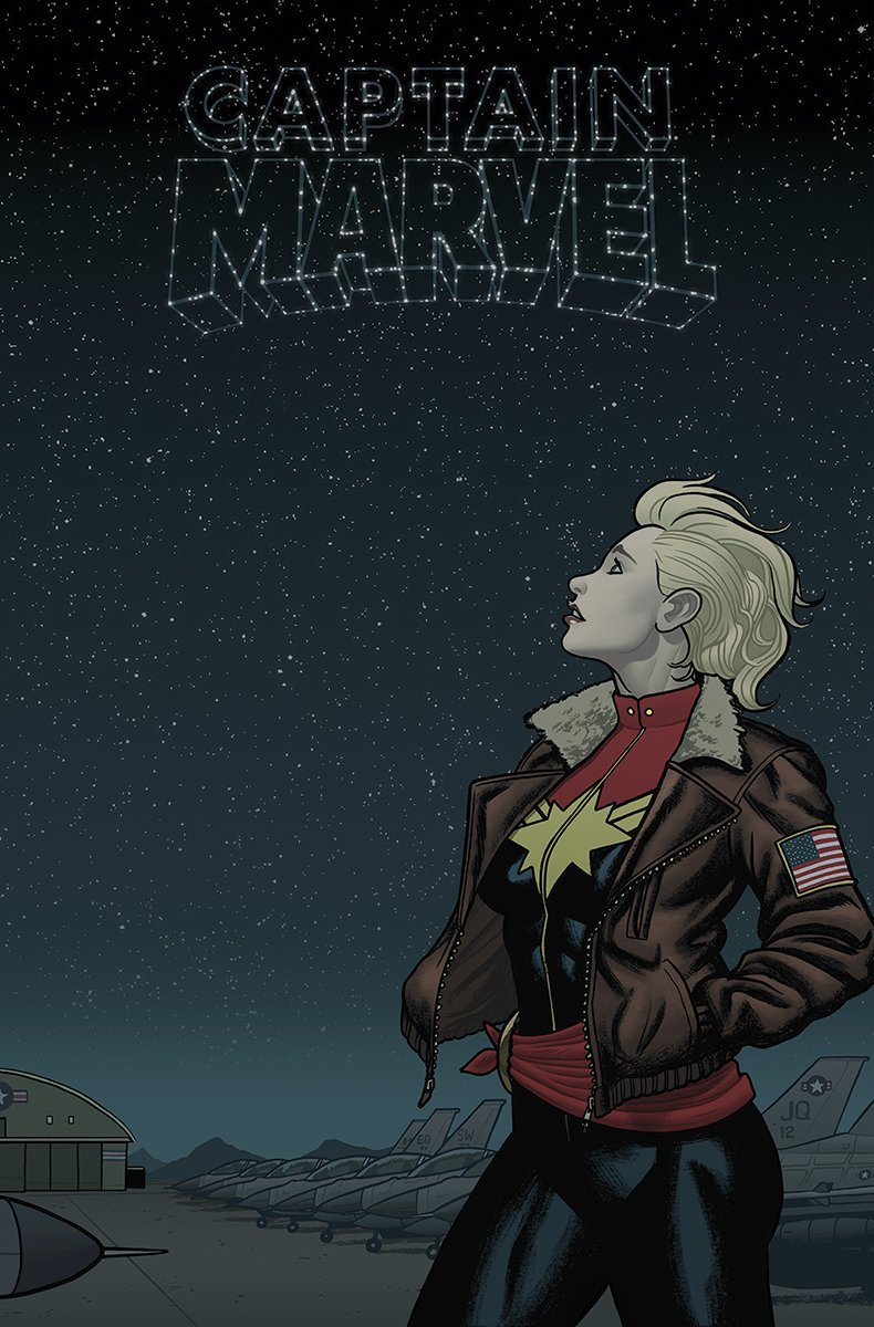 kekuatan-kekuatan super captain marvel berdasarkan komiknya