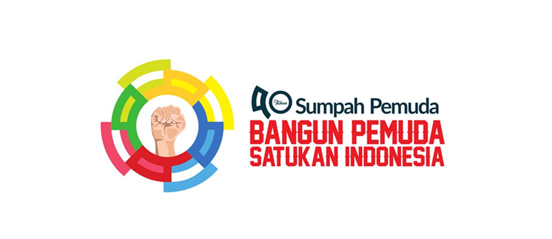 Menguak Makna Logo Sumpah Pemuda 2018