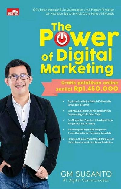 Belajar Digital Marketing dari Pakarnya Lewat 7 Buku Ini