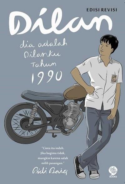 Review Buku Dilan 1991 Masa Pacaran Putus Dan Jadi Dewasa