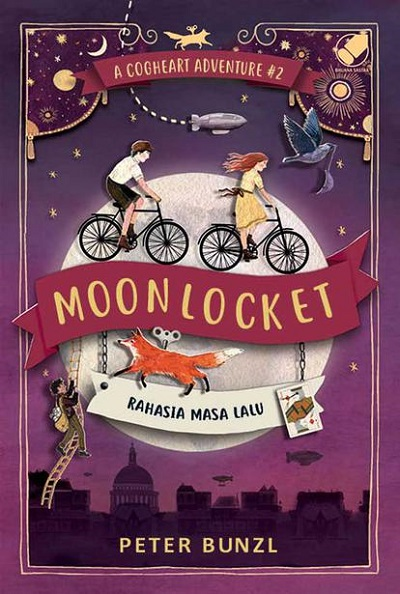 novel dan buku baru April 2019