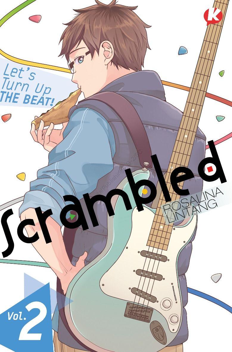 scrambled